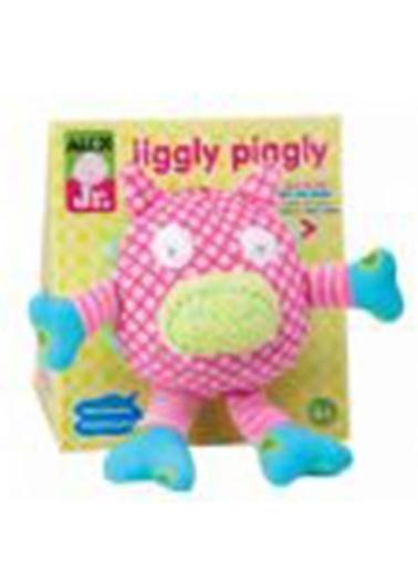 Alex Jiggly Piggly&Sevimli Domuzcuk Renkli